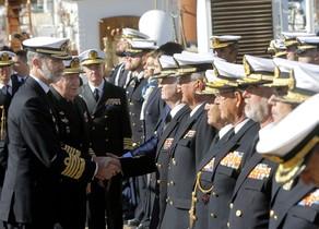 Felipe VI y Juan Carlos I