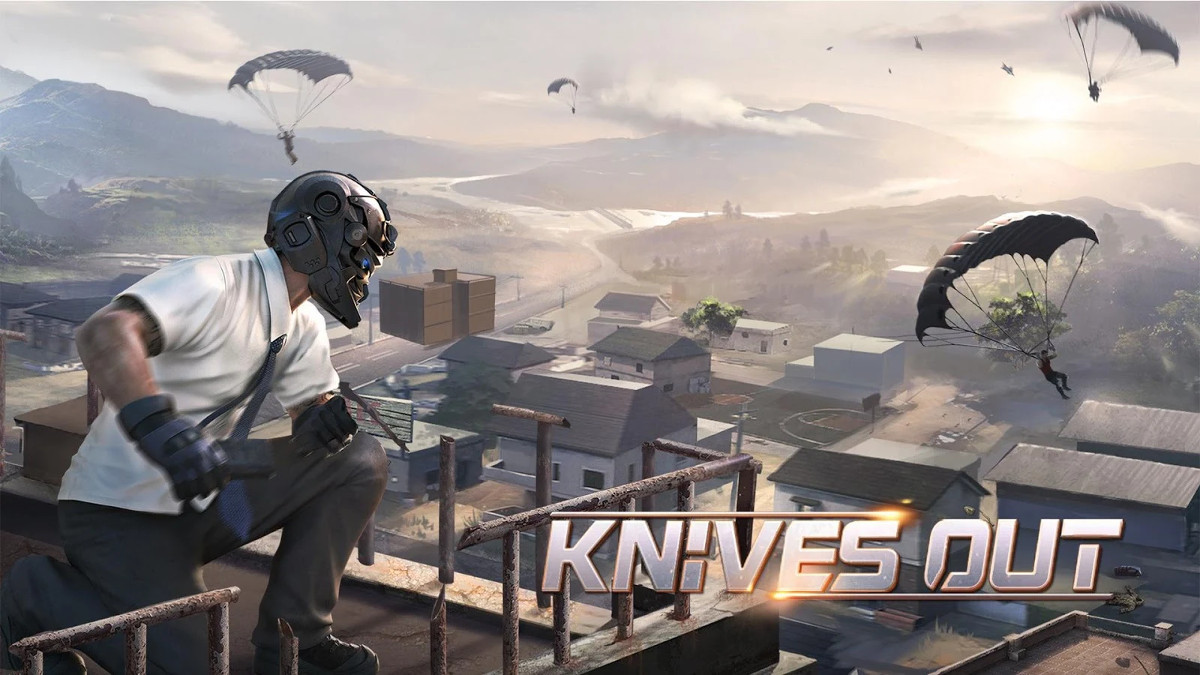 La aplicación Knives Out.