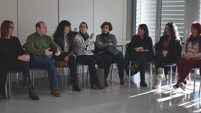Acto de inicio del nuevo Plan Ocupacional de Viladecans.