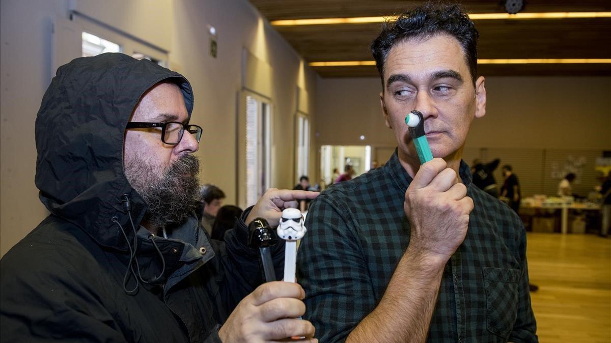 Resultado de imagen de la primera convención que se celebra en España de entusiastas de los caramelos Pez