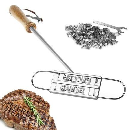 Herramienta marcar Carne