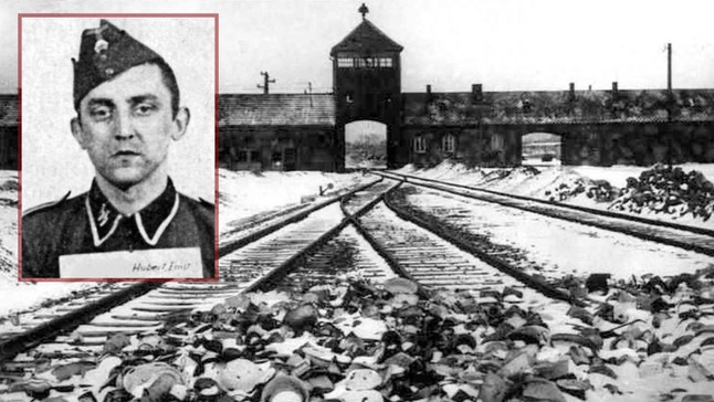Portada del Bild con la imagen del exenfermero de Auschwitz que será juzgado pese a tener 95 años.