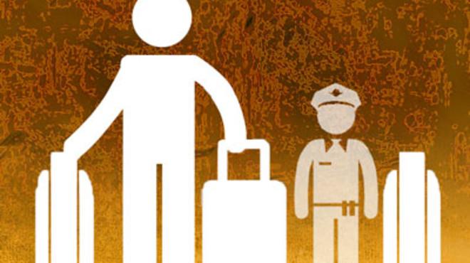 Detrás del registro aéreo de pasajeros
