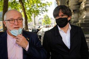 Puigdemont: «Espanya no respecta drets fonamentals»
