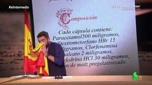 Cancel·lades dues funcions de Dani Mateo a València per amenaces ultradretanes