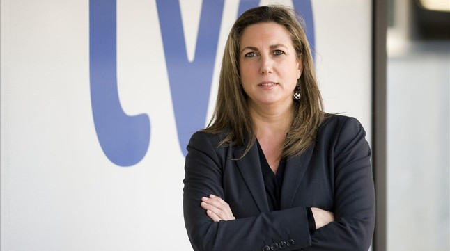 Ana María Bordas, nova directora de Programació de TVE.