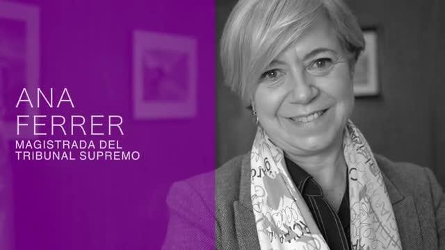 Ana Ferrer: «Em preocupa que no siguem conscients del que ens ha costat i que puguem retrocedir»