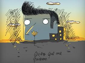 J. A. Bayona, visto por Juanjo Sáez