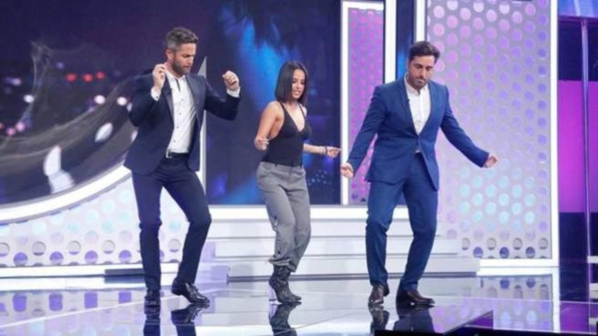 'Operación Triunfo' censura una cançó de Becky G pel seu contingut sexual