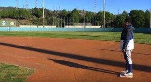 Un jugador del Club Beisbol Viladecans fitxa per la Lliga Nacional nord-americana de beisbol