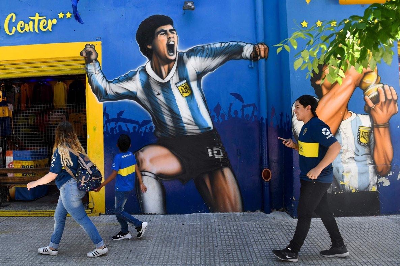 Simplement... Argentina (el vídeo de la final de la Copa Libertadores)