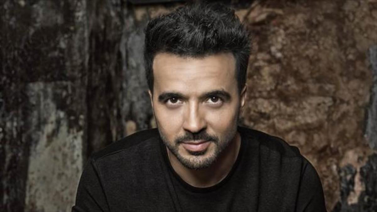El cantante y compositor Luis Fonsi, el responsable de 'Despacito'