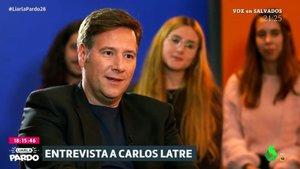 """Carlos Latre confiesa que quedó arruinado tras 'Crónicas marcianas': """"Perdí todo mi dinero"""""""