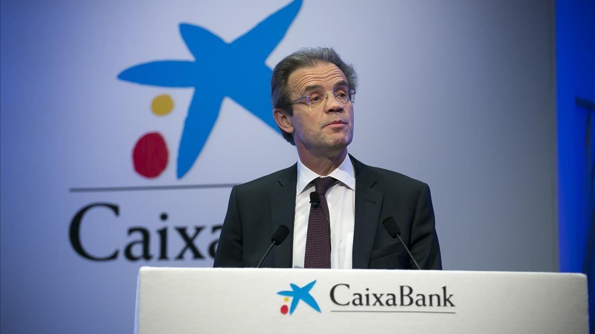 El presidente de CaixaBank entra en el consejo de Repsol