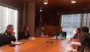 Comité de coordinación del Ayuntamiento de Gavà frente al coronavirus.