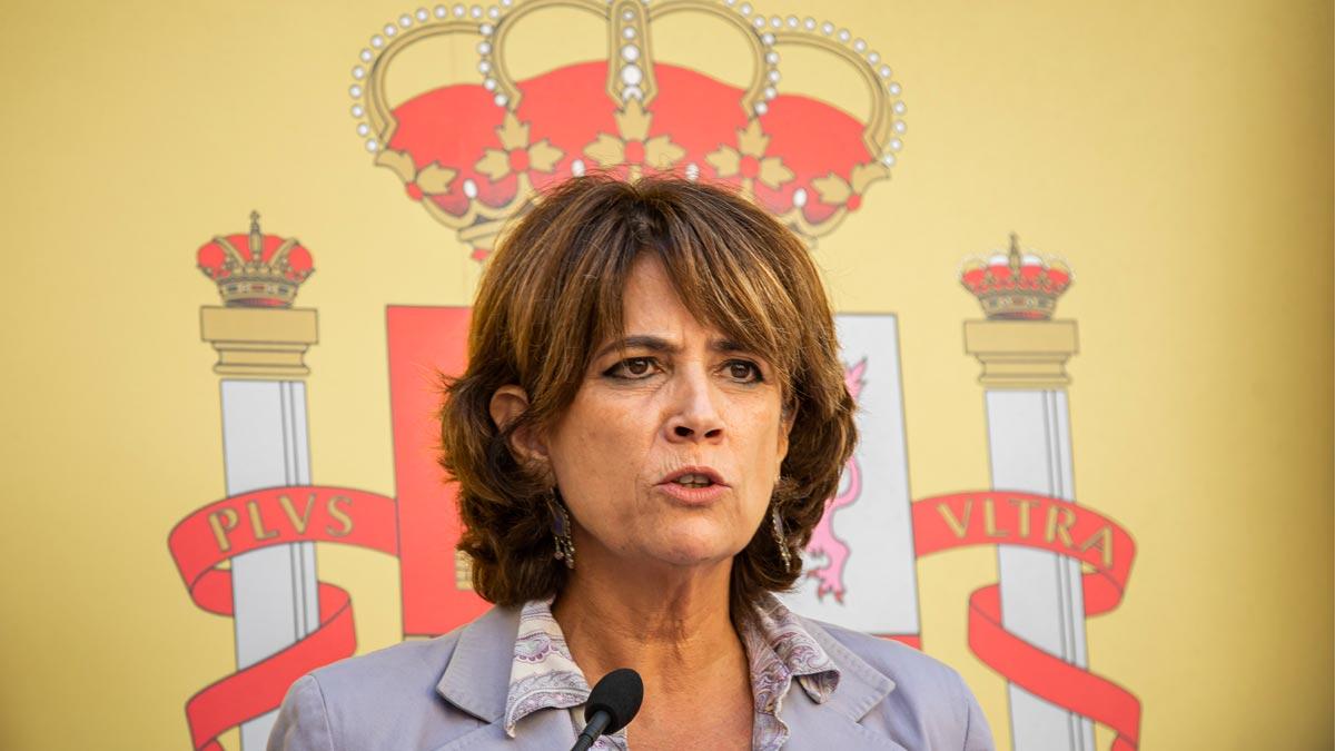 Resultado de imagen de Dolores Delgado al frente de la Fiscalía General del Estado