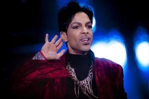 Una imagen de Prince.