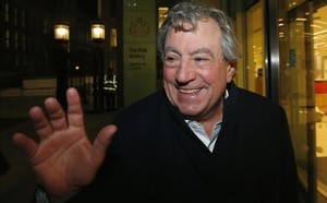 Terry Jones, en el 2012.