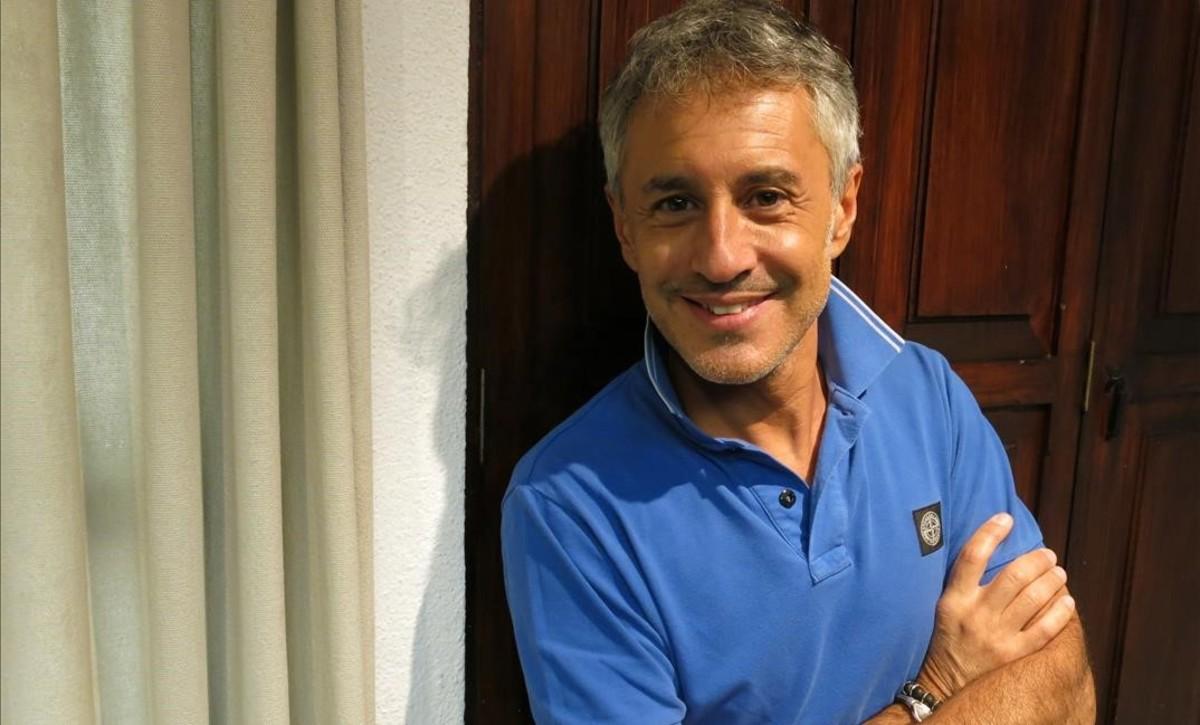 "Sergio Dalma: ""A Marta Sánchez se n'hi ha anat l'olla"""