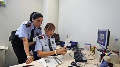 La revancha de la mujer policía