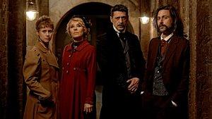 Escena del último capítulo de la cuarta temporada de 'La ministerio del tiempo'.