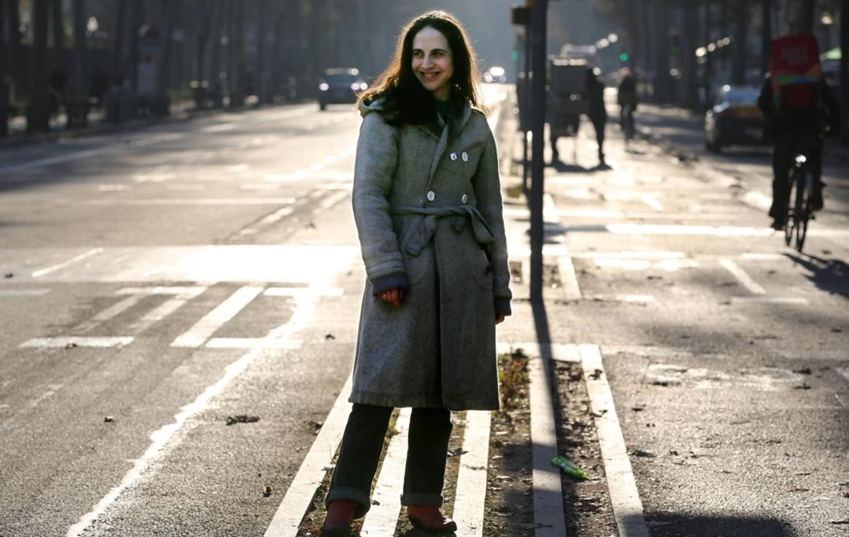 La escritora granadina radicada en Barcelona Cristina Morales.