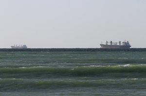 La coalición propuesta por Washington persigue escoltar a los barcos en la zona.