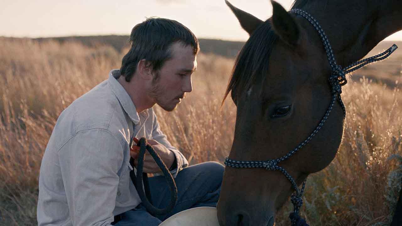 Tráiler de The Rider (2017)