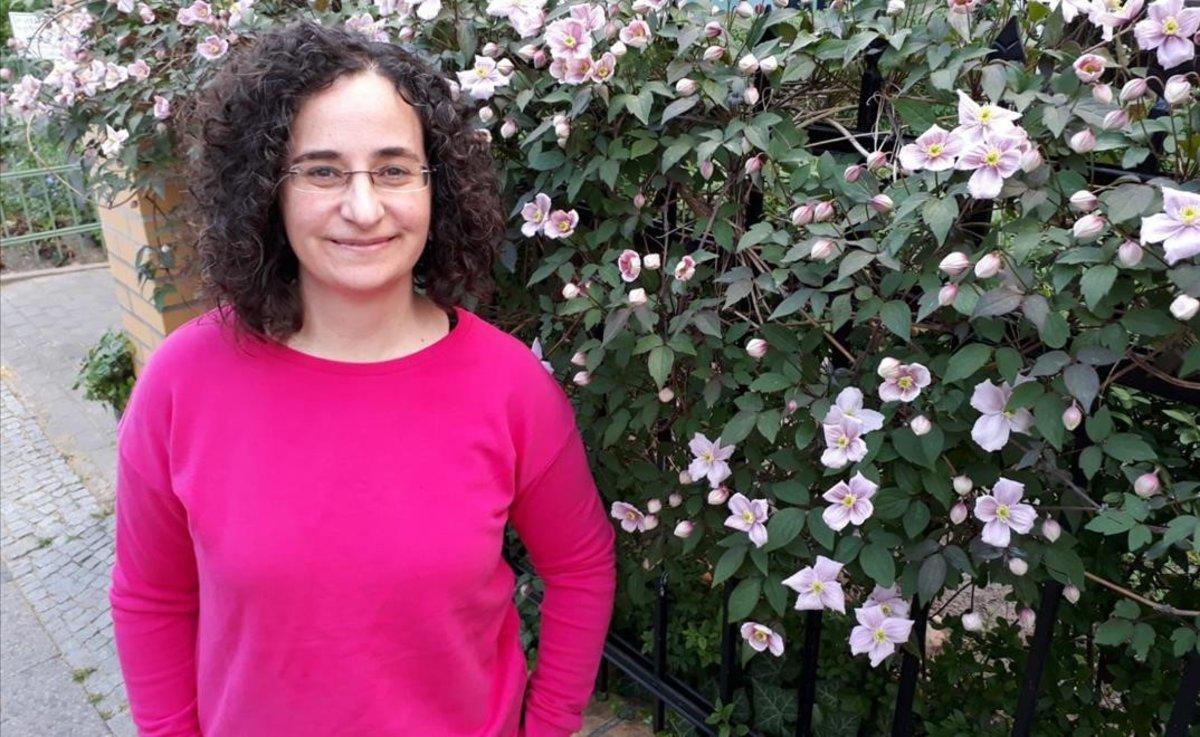 Eva Garcia, de ayuda al emigrante en Alemania