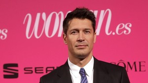 Jaime Cantizano, en laentrega de los premios de la revista Woman, en abril del 2015.