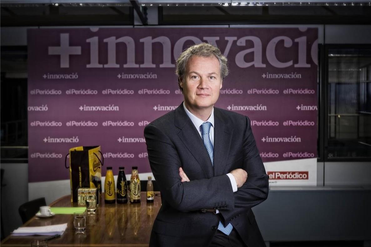 Francesc Lluch, director general de Cacaolat.