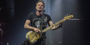Sting en el Sant Jordi Club