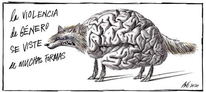 El humor gráfico de Anthony Garner del 25 de noviembre del 2020