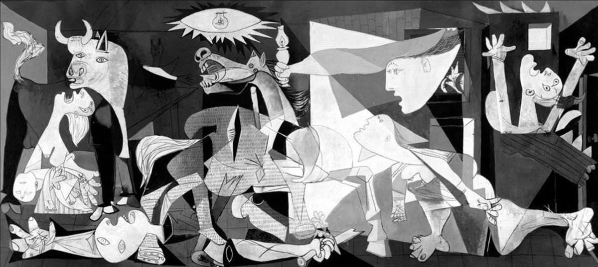 El Guernica, de Pablo Picasso, celebra este año su 80º aniversario.