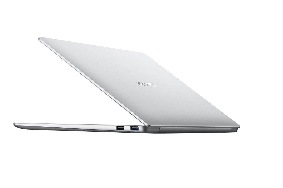 Ordenador MateBook 14 de Huawei con pantalla de 14 pulgadas.