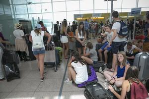 Cancel·lats 232 vols de Vueling en dos dies per la vaga de pilots
