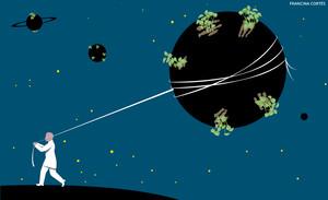 ¿Colonizar otros planetas?