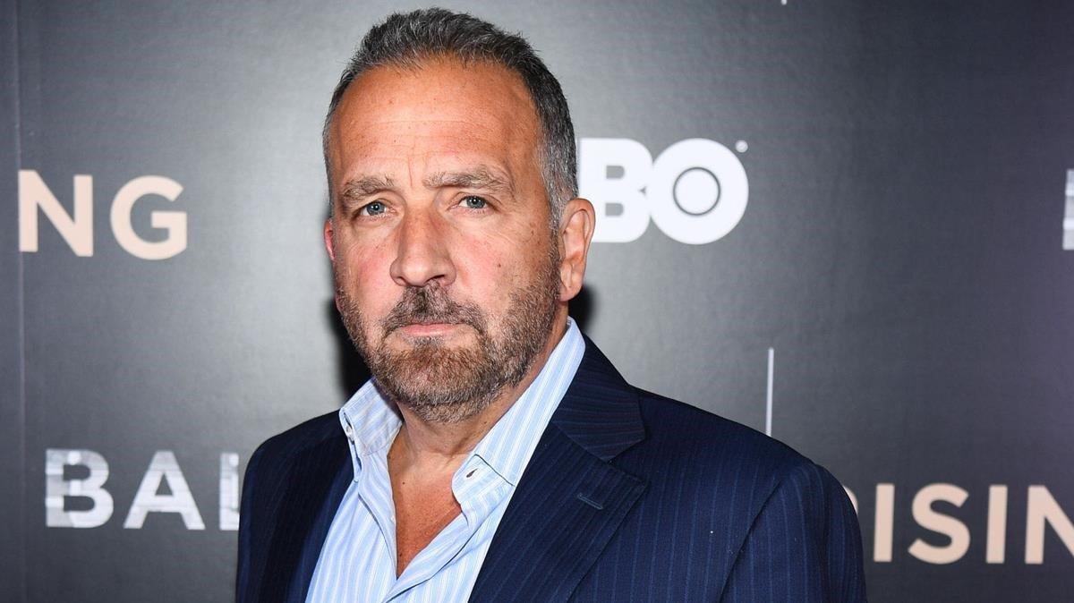 El autor y productor George Pelecanos.