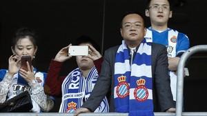 L'Espanyol vol ser una potència del futbol en cinc anys