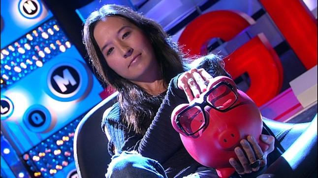 Jenny Suk, concursante de El gran dictat, de TV-3.