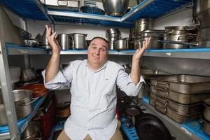 Una imagen de archivo del chef asturiano José Andrés.