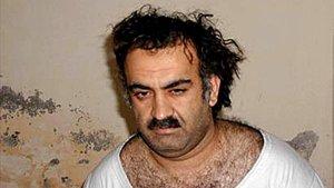 Khalid Sheikh Mohamed,cerebro del atentado contra las Torres Gemelas de Nueva York, en una foto de archivo de marzo del 2003.