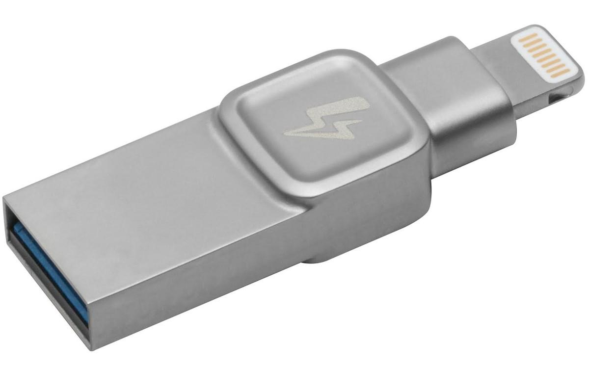 Nueva memoria de almacenamiento compatible con iPhone