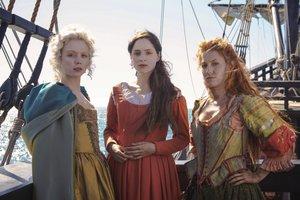 Las protagonistas de Jamestown.