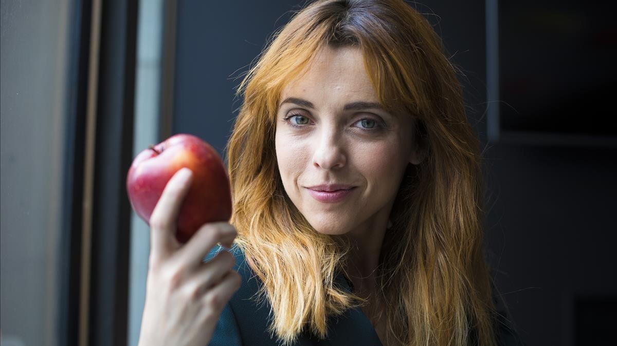 La actrizLeticia Dolera.