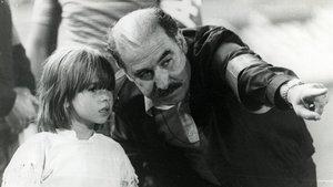 Lluís Josep Comeron, durante el rodaje de la película 'La rebelión de los pájaros'.