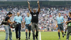 Usain Bolt passarà una prova amb el Borussia Dortmund
