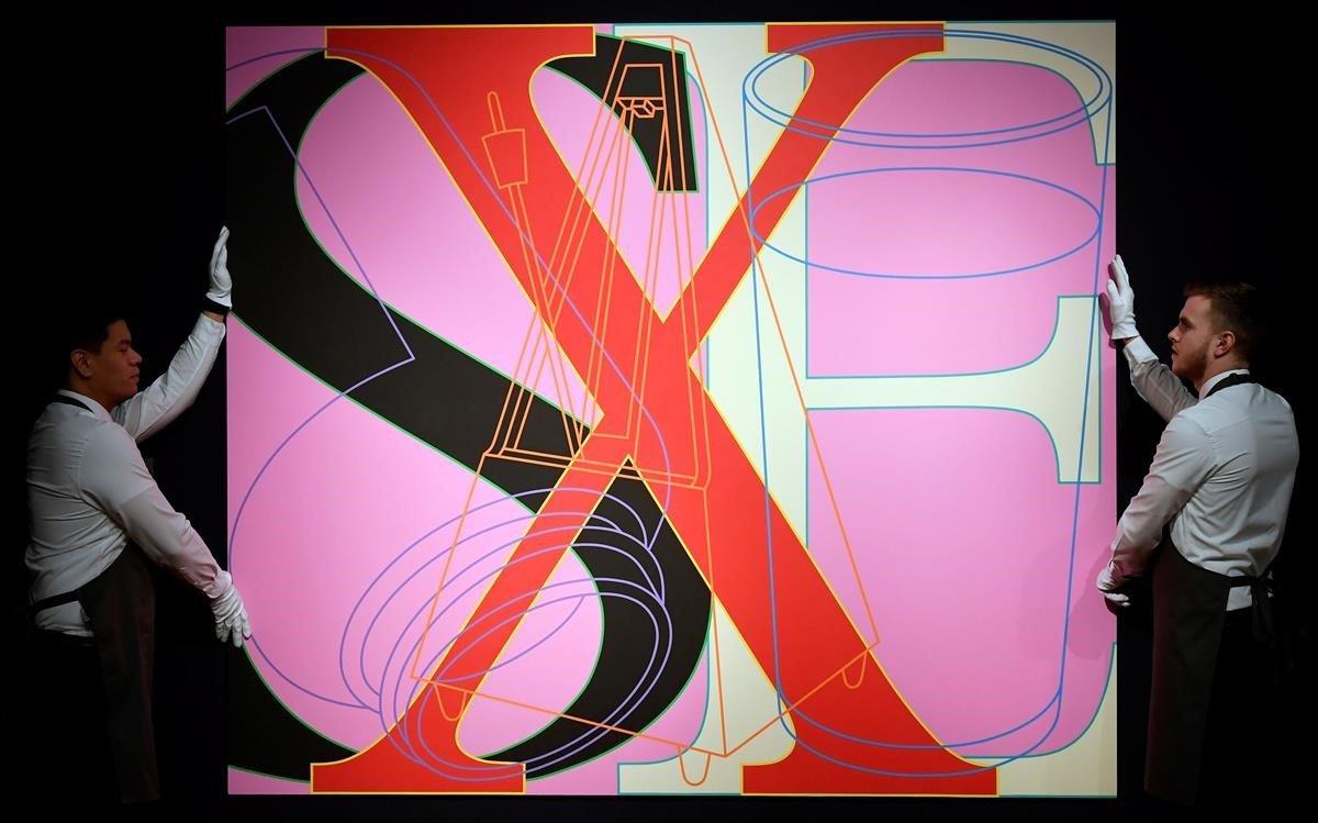 'Sex', de Michael Graig-Martin.