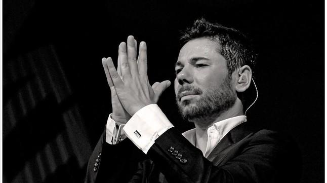 Miguel Poveda, el 'crooner' del flamenco