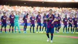 «No hi ha cap esquerda entre Messi i el Barça»